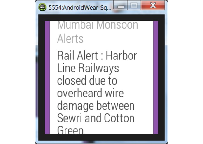 Mumbai Monsoon Alerts – screenshot 10