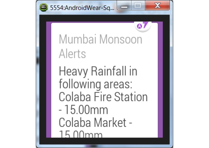 Mumbai Monsoon Alerts – screenshot 11