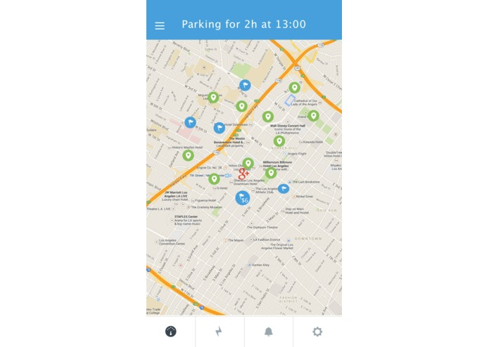 Parking Lot 2.0 - Team Dryve – screenshot 6