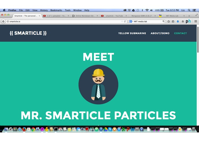 Smarticle – screenshot 1