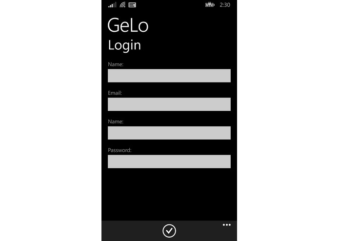 GeLo – screenshot 3