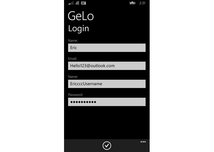 GeLo – screenshot 4