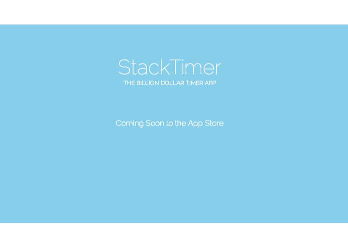 StackTimer – screenshot 1