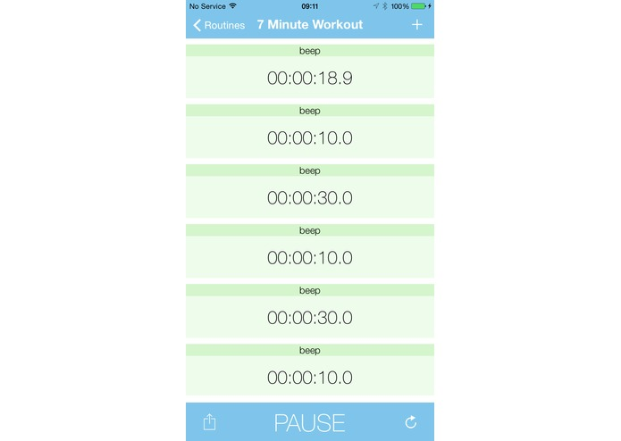 StackTimer – screenshot 4