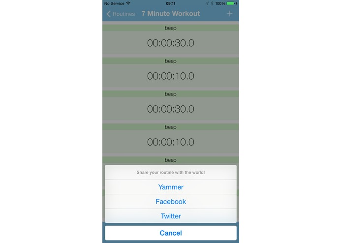 StackTimer – screenshot 6