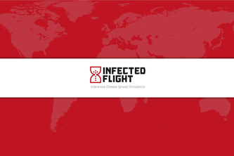 Infected Flight - Disease Mapper