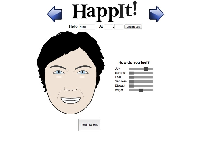 Happ it! – screenshot 1