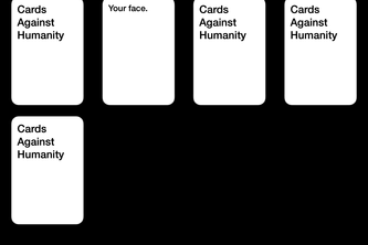 Cards Against Humanity for iOS