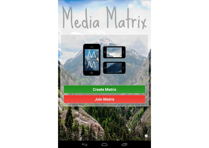 MediaMatrix – screenshot 1