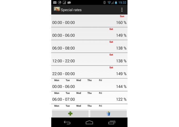 FlexR (Shift Planner) – screenshot 6