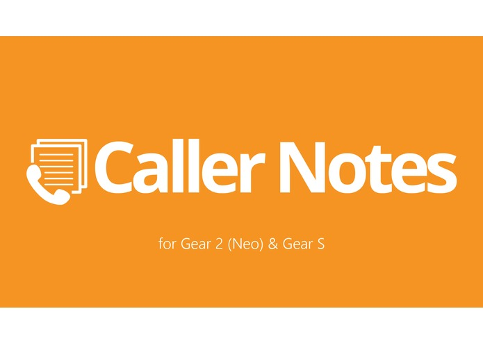 Caller Notes – screenshot 1