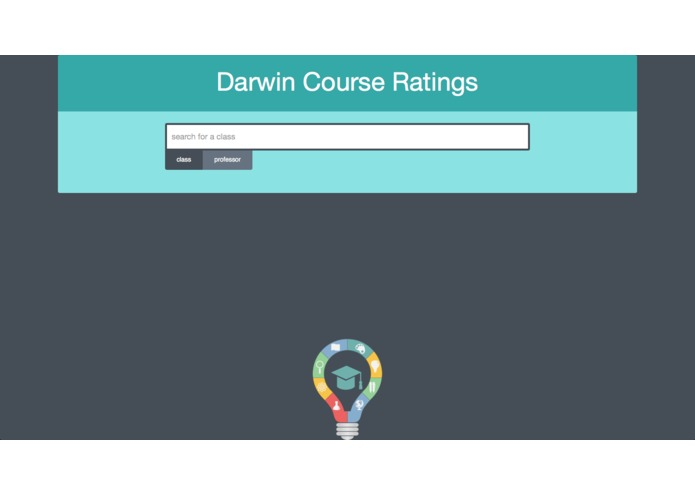 Darwin Course Ratings – screenshot 1