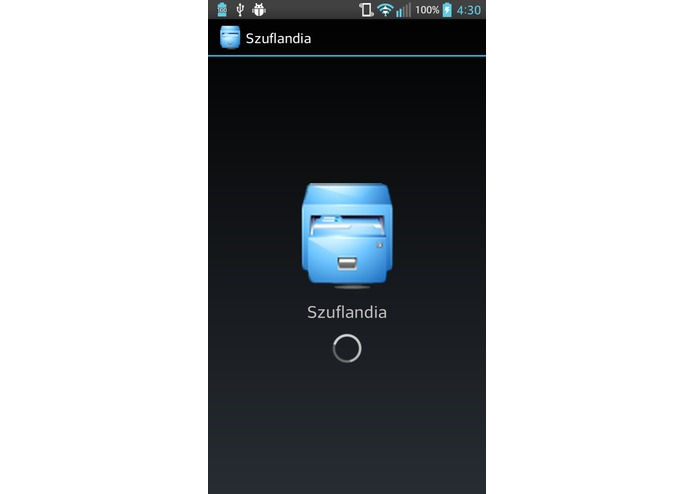 Szuflandia – screenshot 1