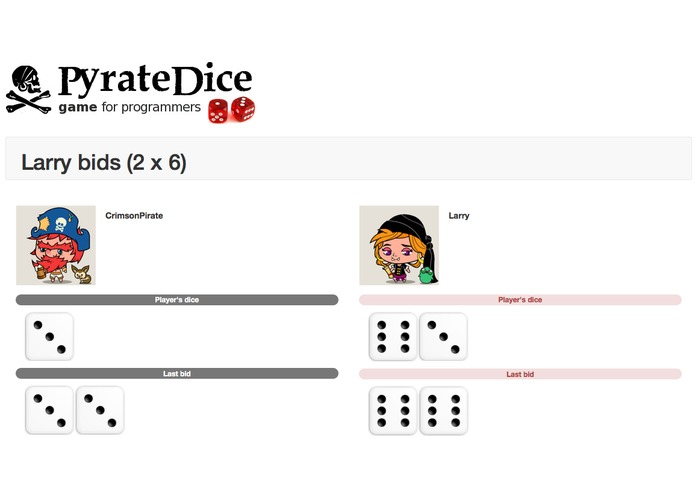 Pyrate Dice – screenshot 1