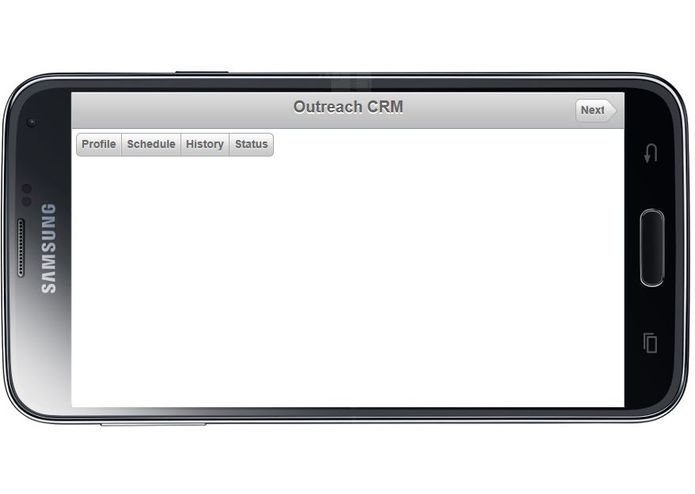 Outreach CRM – screenshot 1