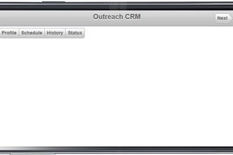 Outreach CRM
