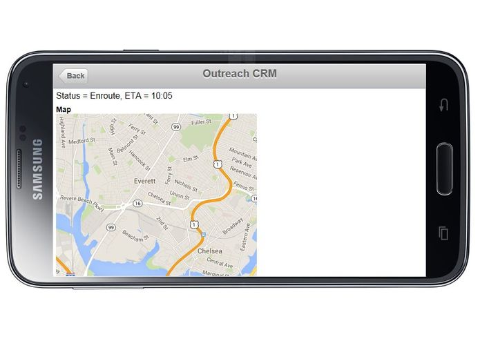 Outreach CRM – screenshot 4