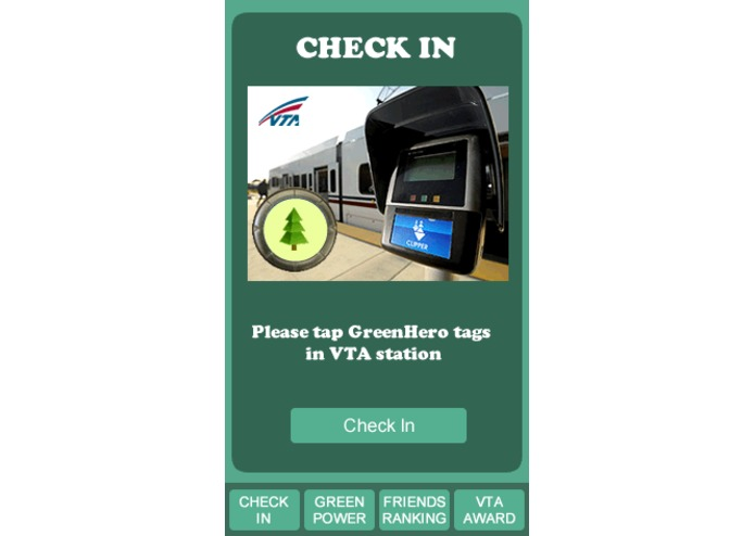 VTA GreenHero – screenshot 2