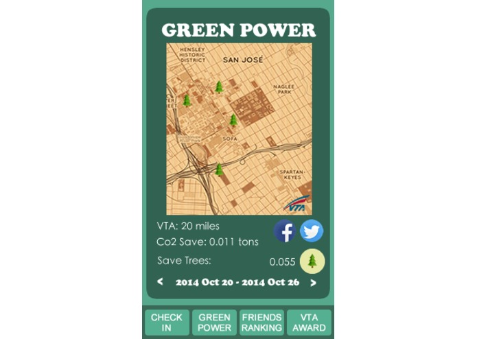 VTA GreenHero – screenshot 4