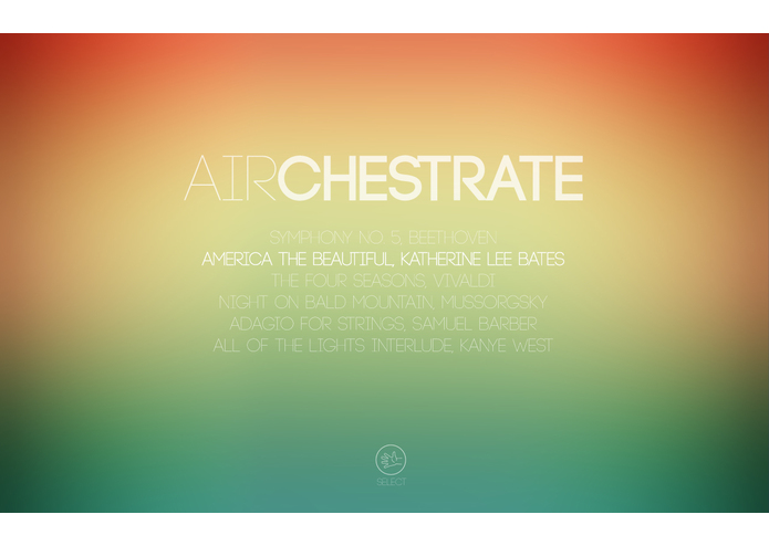 Airchestrate – screenshot 2