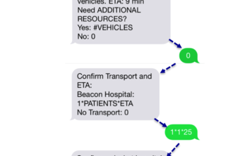 Beacon: SMS-based emergency dispatch for rural areas