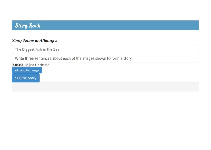 Storybook – screenshot 4