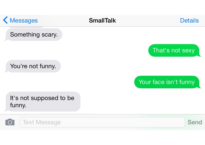 SmallTalk – screenshot 2