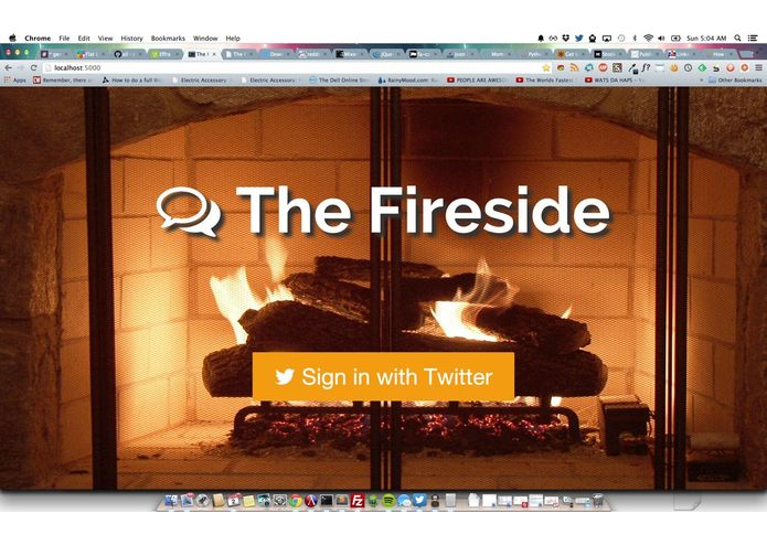 The Fireside – screenshot 5