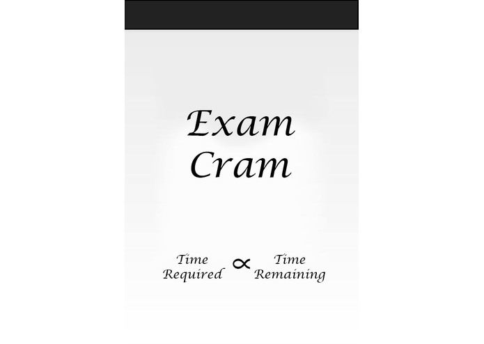 Exam Cram – screenshot 1