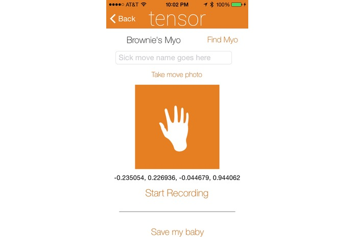 Tensor – screenshot 1