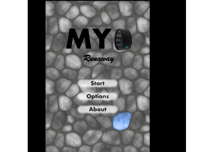 Myo Runner – screenshot 1