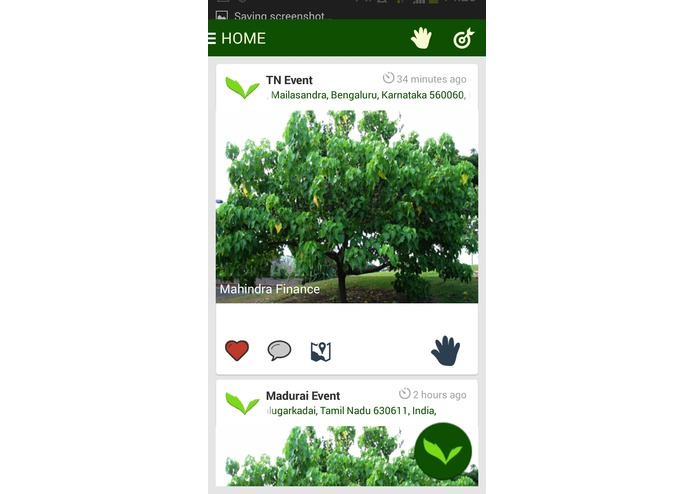 SayTrees Connect – screenshot 4
