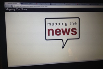 Mapping the News