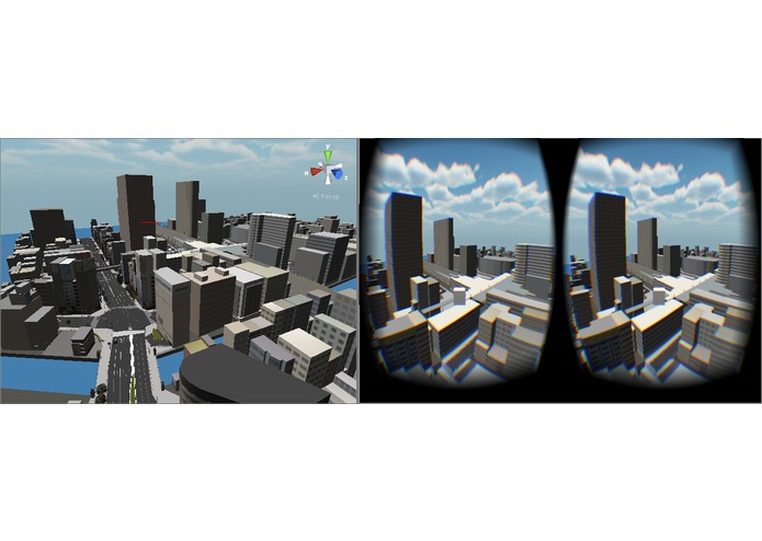 Furfante - Oculus Rift Demo – screenshot 1