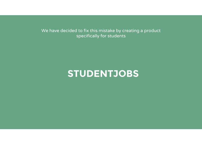 StudentJobs – screenshot 8