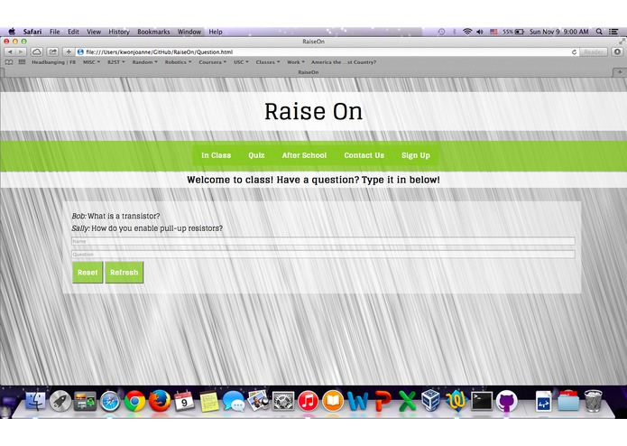 RaiseOn – screenshot 4