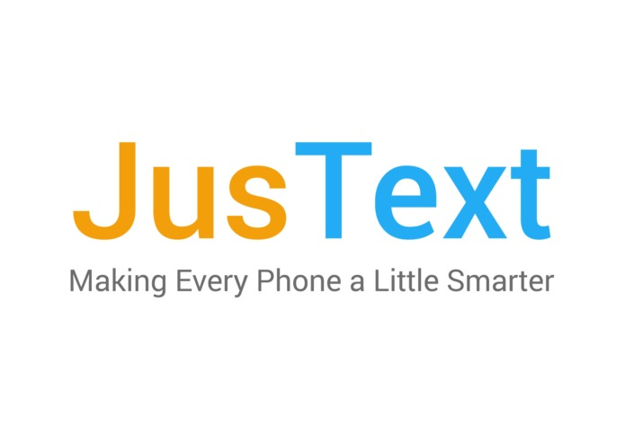 JusText – screenshot 1