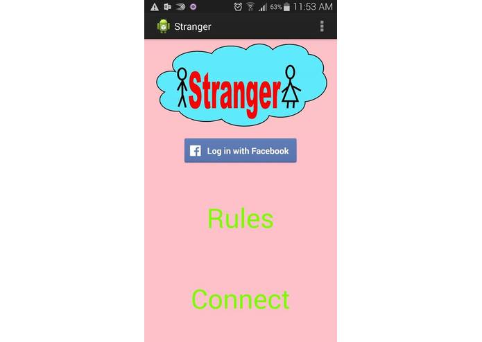 Stranger – screenshot 1