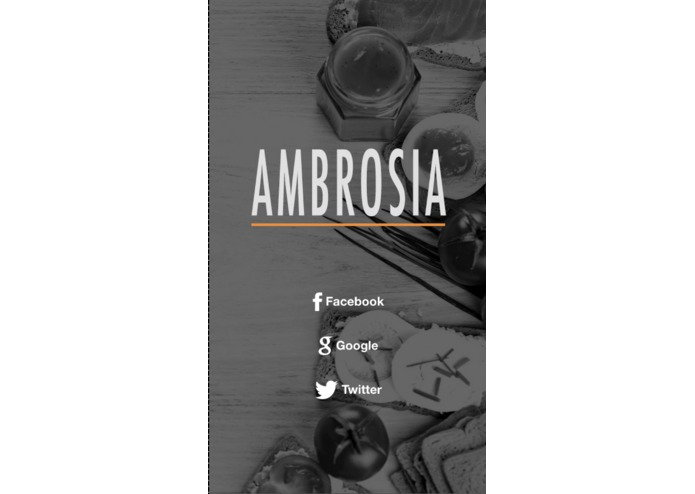 Ambrosia – screenshot 1