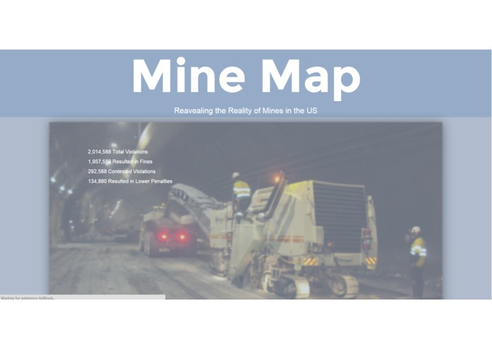 Mine Map – screenshot 2