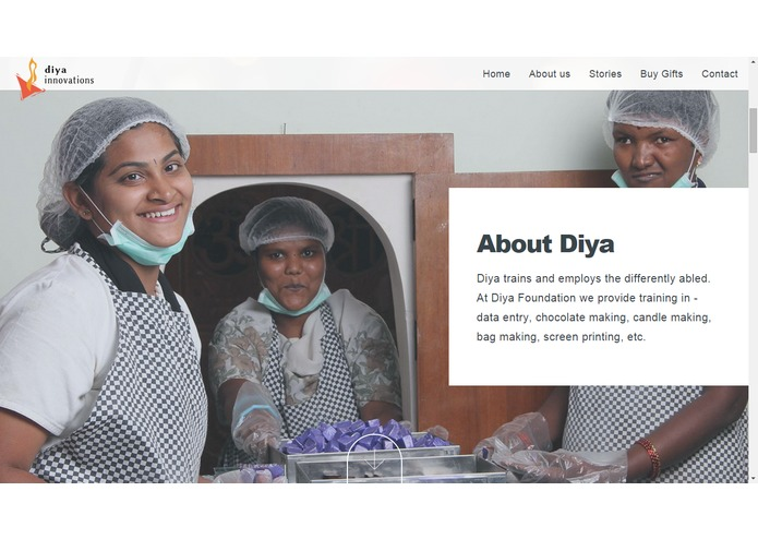 Diya Innovations  – screenshot 2