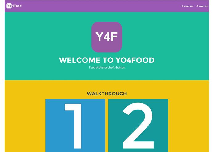Yo4Food – screenshot 4