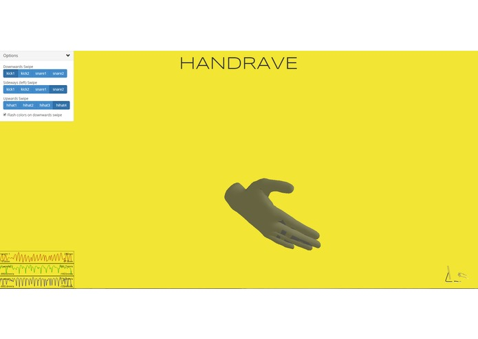 HandRave – screenshot 1