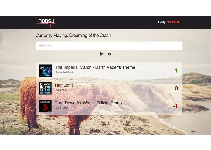 NODJ – screenshot 3