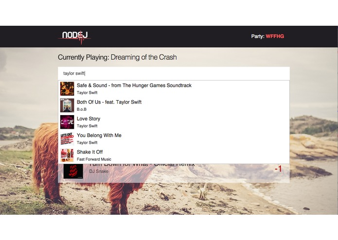NODJ – screenshot 4