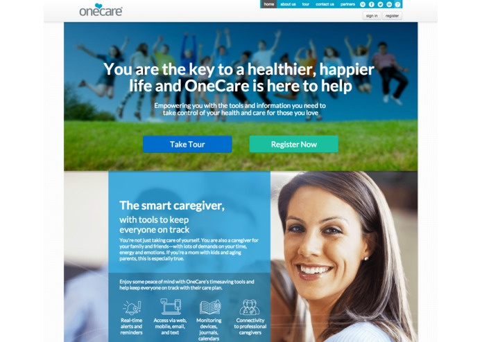 OneCare – screenshot 2