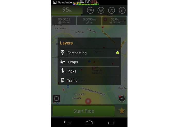 Smartaxi – screenshot 4
