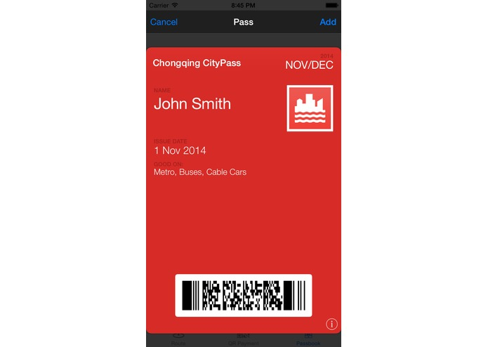 Chongqing CityPass – screenshot 4