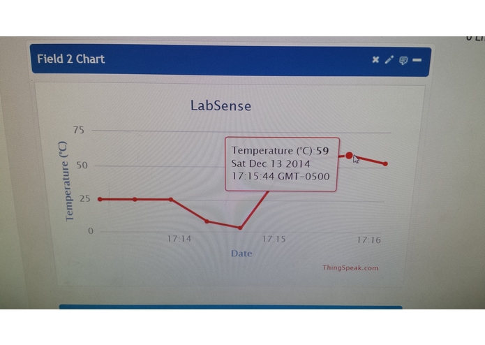 LabSense – screenshot 3