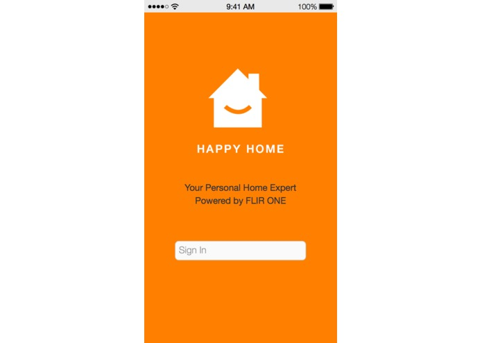 HappyHome – screenshot 1